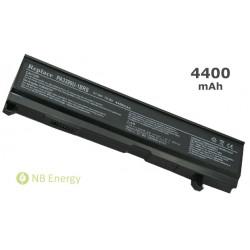 Baterie TOSHIBA A200 A300 A500 PA3534U-1BRS   4400 mAh (48 Wh)