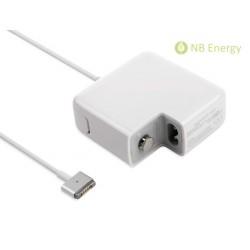 Adaptér, nabíječka - Apple | 20V / 4,25A | 85W | Magsafe 2 (Magnetic Flat 5pin)