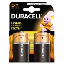 Alkalická baterie DURACELL Basic D LR20 R20 - 2ks