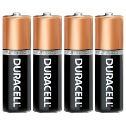 Alkalická baterie DURACELL Basic AA LR6 R6 - 4ks