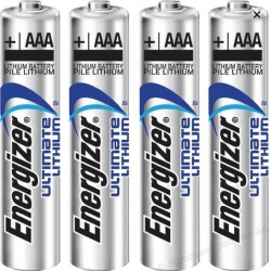 Baterie ENERGIZER Ultimate Lithium AAA LR3 R3 - 4ks