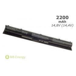 Baterie HP KI04 HP Pavilion 14 15 17 | 2200 mAh (33 Wh), 14,8V