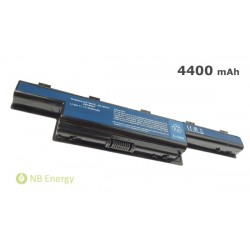 Baterie ACER Aspire 5733 4251 4551 AS10D31 | 4400 mAh (49 Wh)