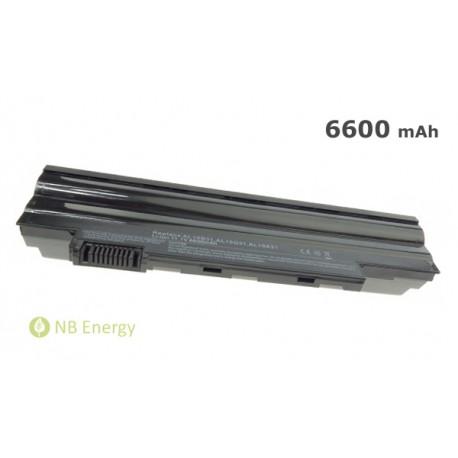 Baterie ACER ASPIRE ONE D255 D260 AOD255 | 6600 mAh (73 Wh)
