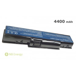 Baterie ACER Aspire 4732 5517 5532 AS09A31 AS09A41 | 4400 mAh (48 Wh)