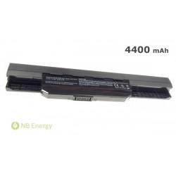 Baterie ASUS A53, K52 A32K53 A42K53   4400 mAh (48 Wh)