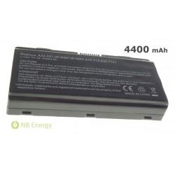 Baterie ASUS X51 X58 A32-X51 A32-T12   4400 mAh (49 Wh)