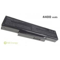 Baterie ASUS A32-K72 K72 K72J K73   4400 mAh (48 Wh)