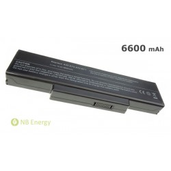 Baterie ASUS A32-K72 K72 K72J K73   6600 mAh (73 Wh)