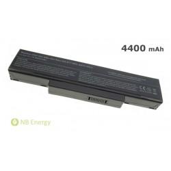 Baterie ASUS A32-F3 F2 F3 F3E F3F F3H   4400 mAh (49 Wh)