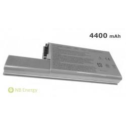 Baterie DELL Latitude D820 D830 D531 Precision M65 | 4400 mAh (49 Wh)