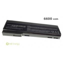 Baterie HP EliteBook 8460p 8560p, ProBook 6360b 6460b   6600 mAh (71 Wh)