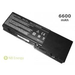Baterie DELL Inspiron 1501 6400 E1505 GD761 | 6600 mAh (73 Wh)