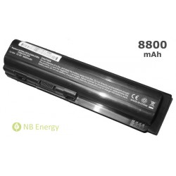 Baterie HP PAVILION DV4 DV5 DV6 CQ60 CQ61 | 8800 mAh (95 Wh)