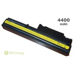 Baterie LENOVO IBM ThinkPad T40 R50 R51   4400 mAh (48 Wh)