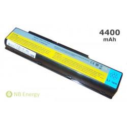 Baterie LENOVO IBM IdeaPad Y500 Y510 Y530   4400 mAh (49 Wh)