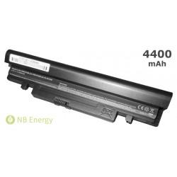 Baterie SAMSUNG N145 N148 N150 N250 NP-350 | 4400 mAh (49 Wh)